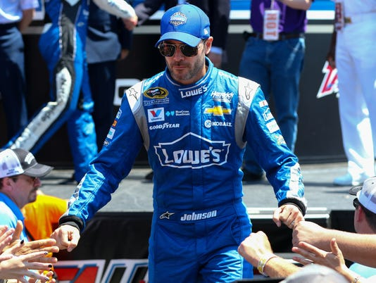 7-28-2015 jimmie johnson