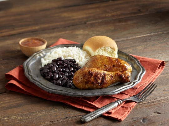 Pollo Tropical is offering free chicken meals, to cheaters, from 2-7 p.m. Thursday.