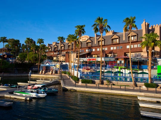 Located just 200 miles northwest of the Valley, Lake Havasu City has a lot to offer, including sandy beaches and plenty of outdoor recreation activities such as boating, water skiing and fishing.