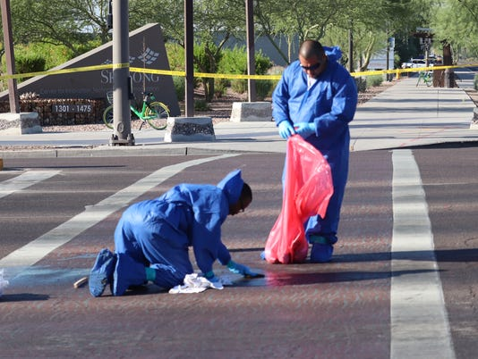 Man's body found at Scottsdale intersection