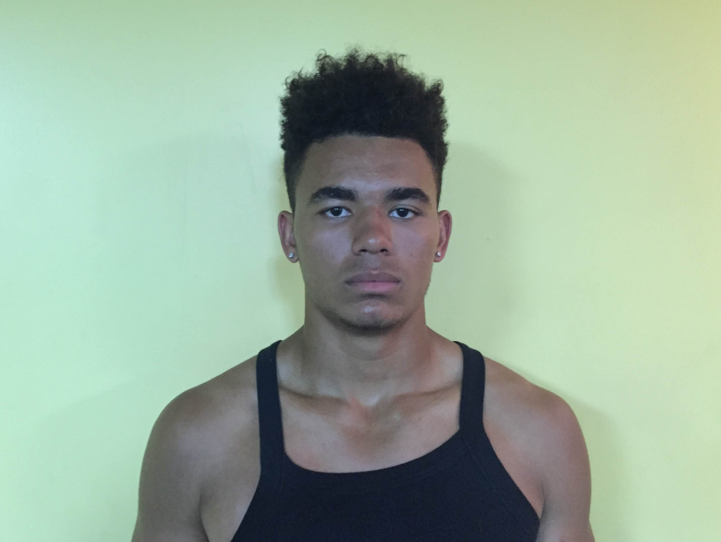 Stephen Herron, 2019 defensive end for Trinity High School, recently received his first scholarship offers from Louisville, Tennessee and Indiana.