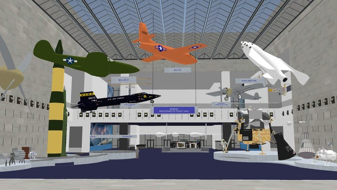 Boeing Gives National Air And Space Museum 30m