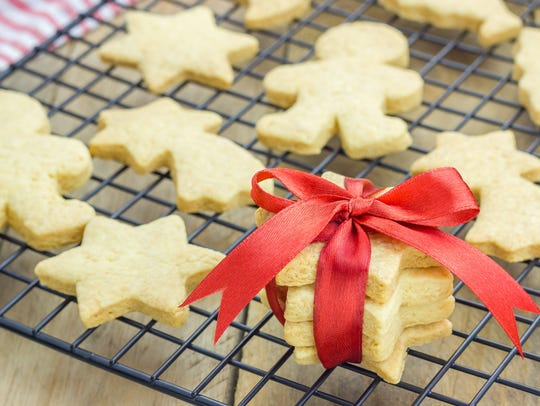 Sugar cutout cookies are leading the recipe submissions
