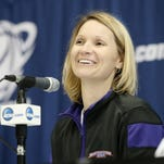 Northwestern State coach Brooke Stoehr saw her team avenge an earlier loss to Central Arkansas.