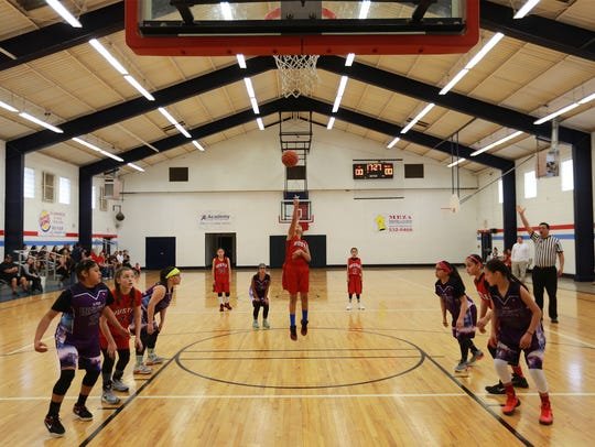 Two regional basketball tournaments will bring out