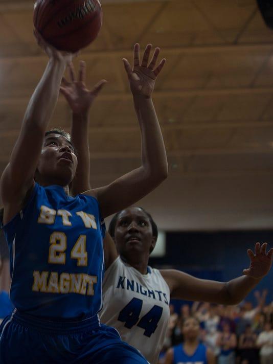 Girl's Basketball: Catholic vs. BTW