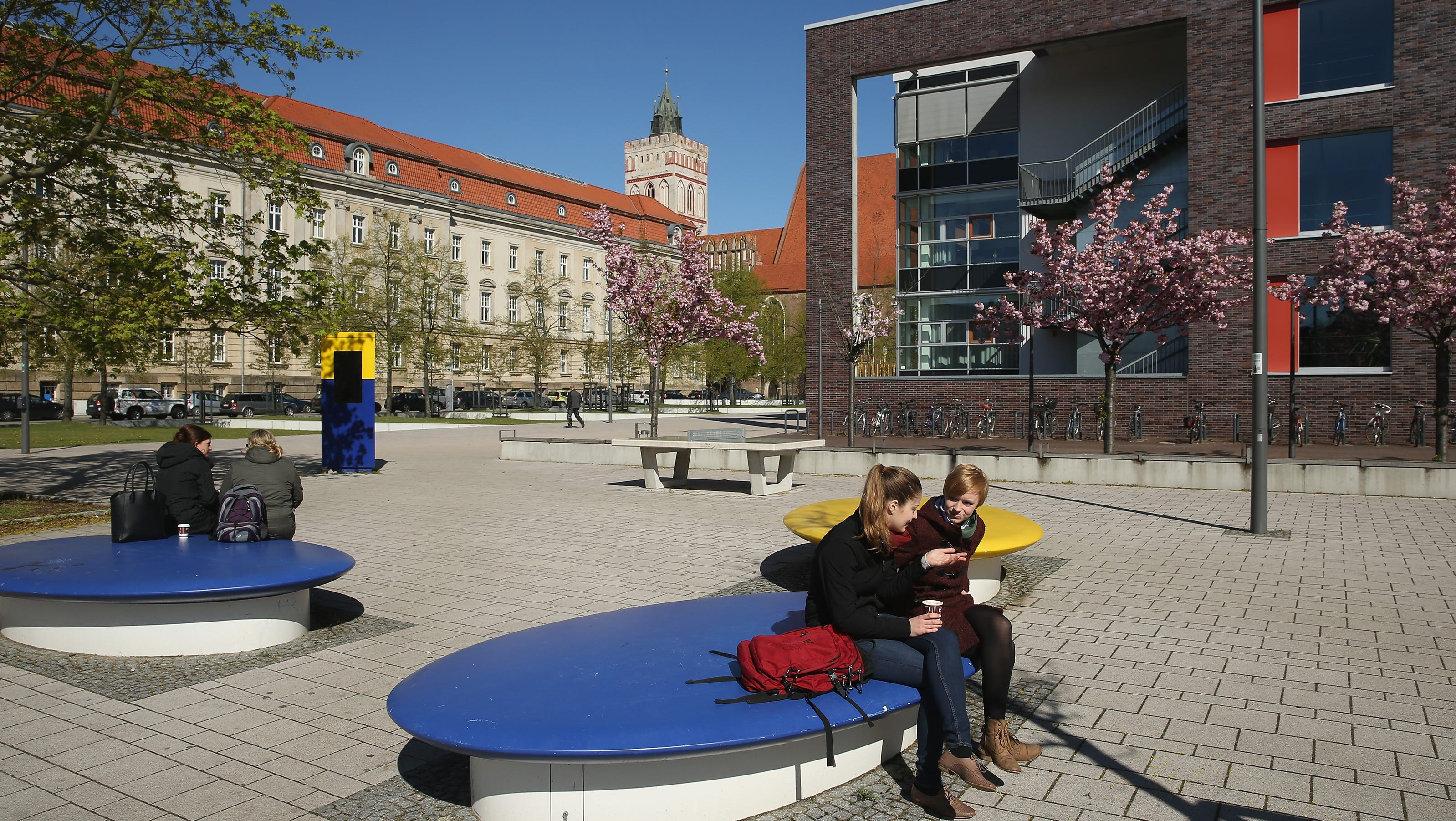 german colleges In order to take a place at a german university or college, you normally need to successfully pass the dsh exam the exam has both written and oral.