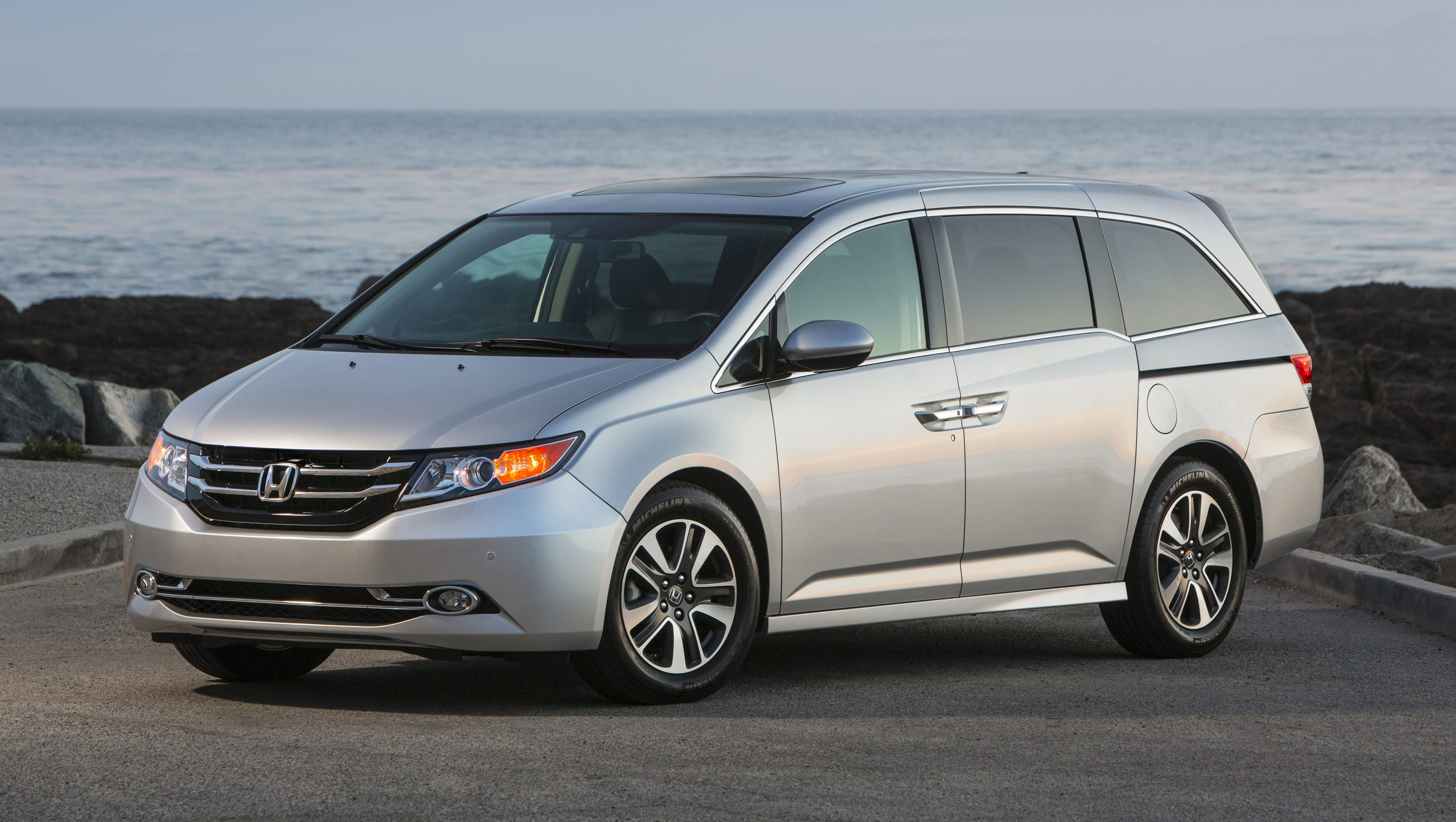 Honda Odyssey Recalled To Fix Seats That Could Shift Suddenly