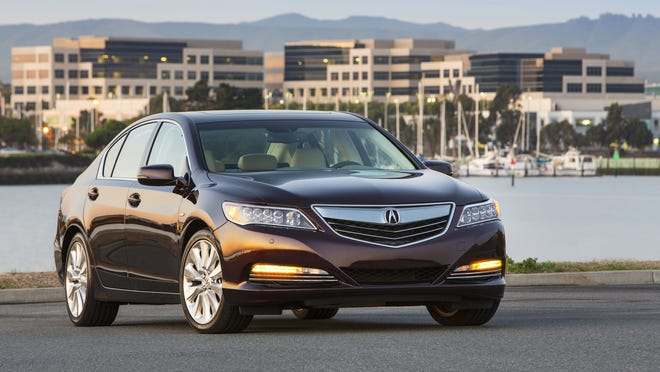 Review 2016 Acura Rlx Sport Hybrid Is
