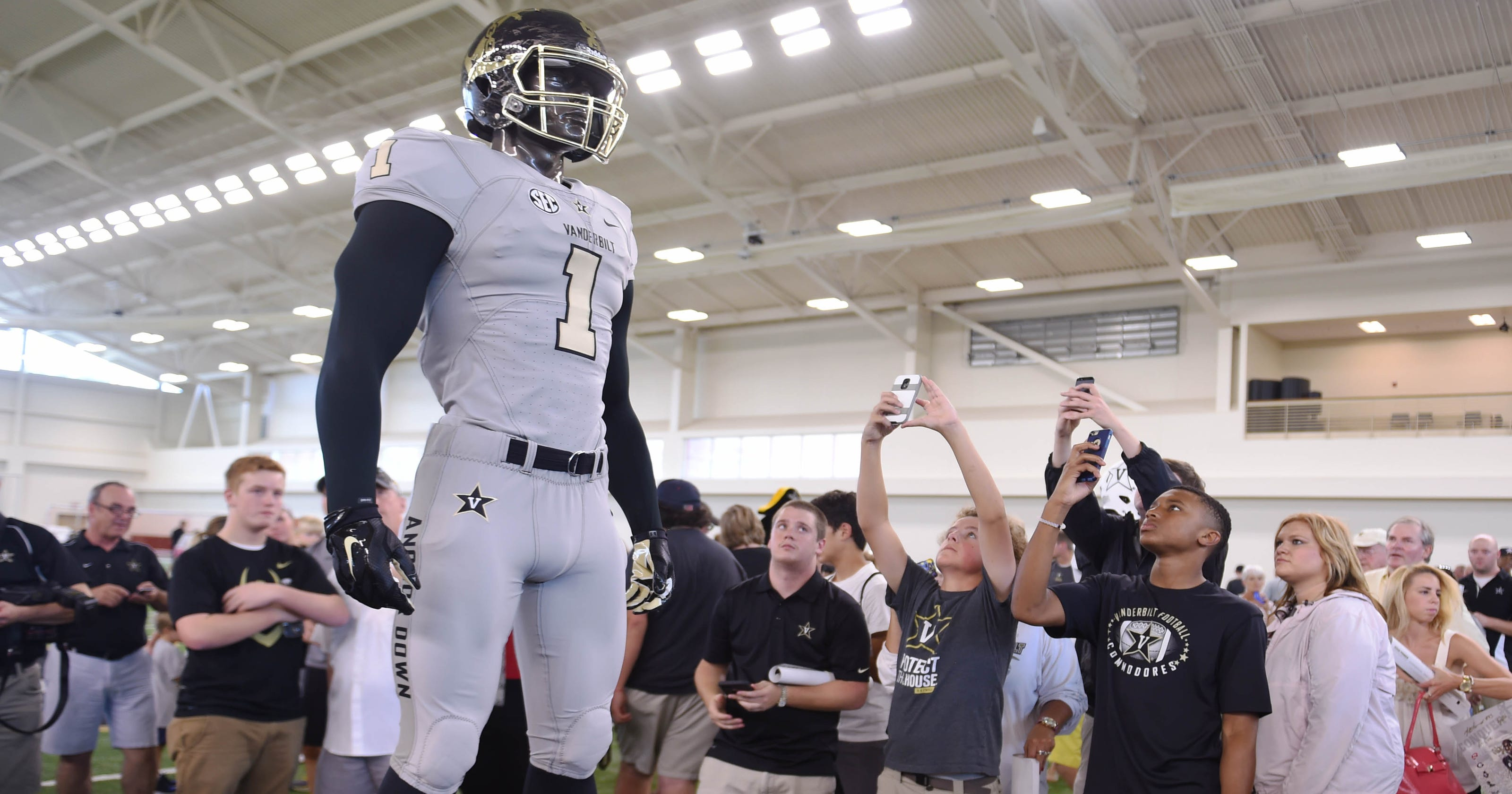 Vanderbilt s new uniform 99a452f8d