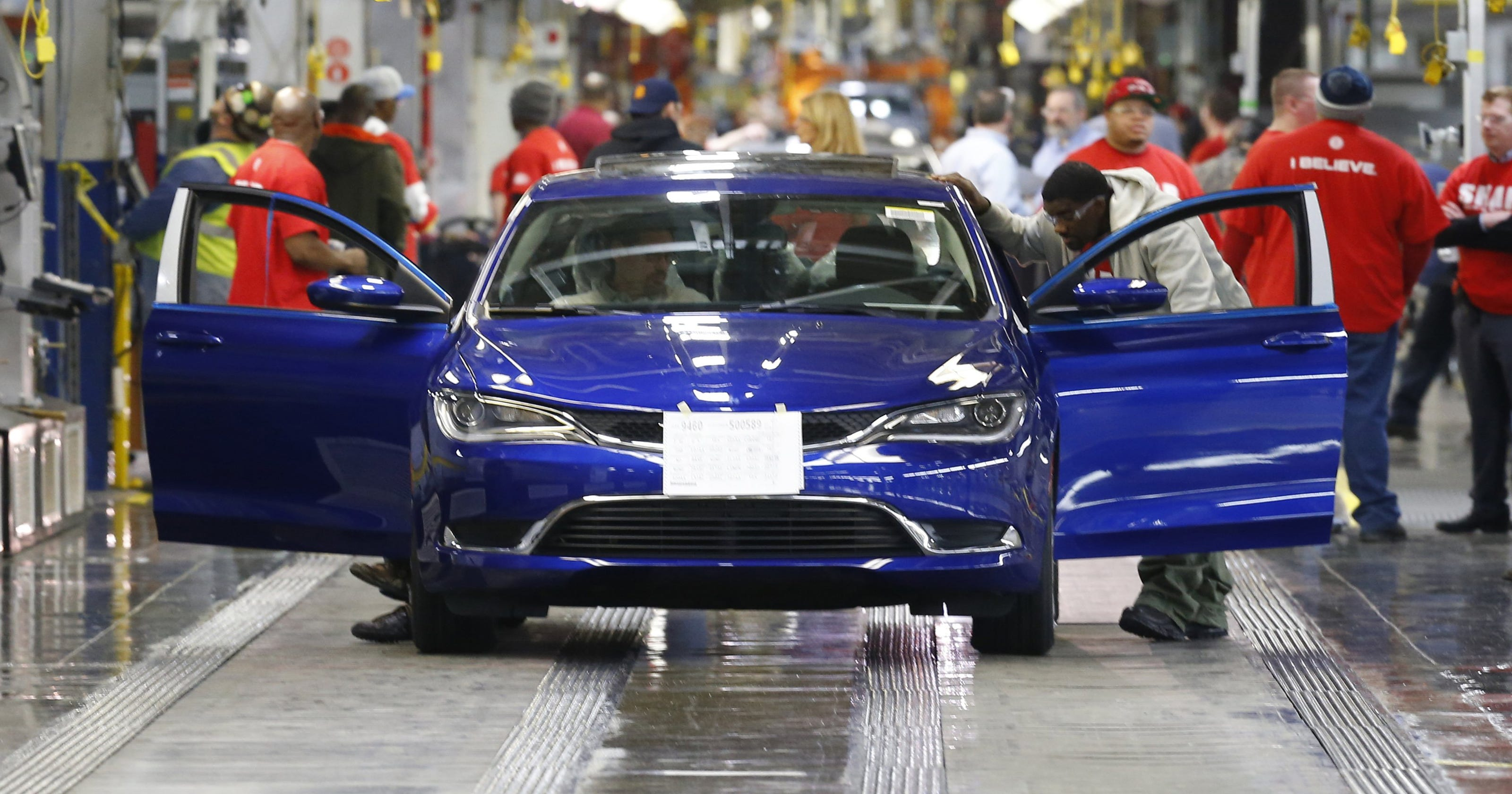 Detroit Free Press Auto >> Long Layoff Looms At Fca S Sterling Heights Plant