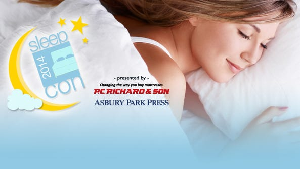Sponsored by the Asbury Park Press and P.C. Richard & Son, Sleep-Con will be held Aug. 2 at Monmouth University.
