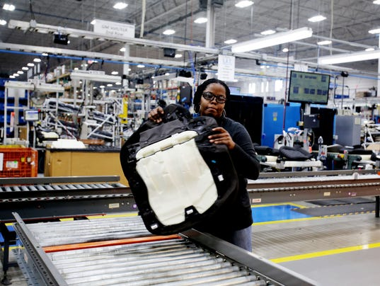 Study 4 Michigan Counties In Top 10 For New Manufacturing