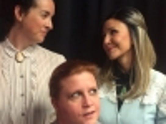 A.C.T. Studio Theatre presents David Mamet's comedy