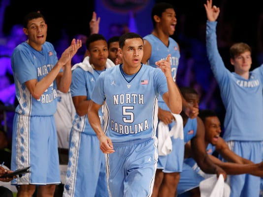 NCAA Basketball: Battle 4 Atlantis-North Carolina vs UCLA