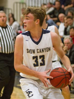 Snow Canyon stayed perfect on the season with a big win in the 2A-3A tournament on Friday.