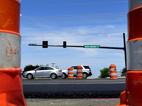 After years of delays, work on an the long-awaited northwest quadrant of Mack Hatcher Parkway is planned to get underway in 2018.