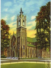 Original Cathedral of the Immaculate Conception in