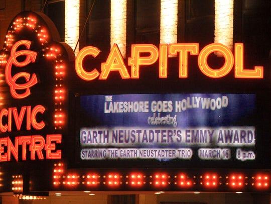 "The Neustadters will present ""The Garth Neustadter"