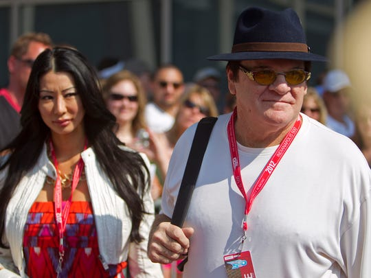 Ex-baseball player Pete Rose stops to talk to the media at the Indianapolis 500 on May 27, 2012 at the Indianapolis Motor Speedway.
