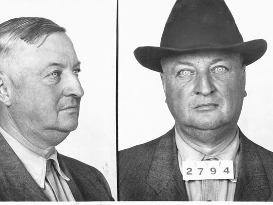 H.C. Clapp, Carson Valley Bank cashier, was arrested in 1927 for misappropriation of state funds. He pleaded guilty and testified during the trial of Ed Malley and George Cole. Clapp was an excessive drinker and lost his job weeks before those involved in the scheme approached the bank?s owner, George Wingfield, on how they could prevent the scandal from reaching the press.  Photos provided by Nevada State Archives H.C. Clapp, Carson Valley Bank cashier, was arrested in 1927 for misappropriation of state funds. He pleaded guilty and testified during the trial of Ed Malley and George Cole. Clapp was an excessive drinker and lost his job weeks before those involved in the scheme approached the bank's owner George Wingfield on how they could avoid the scandal reaching the press.