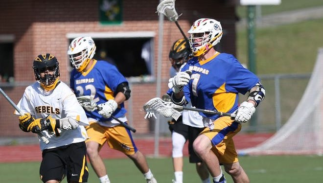 Christian Donahoe and Mahopac host Lourdes in a League I-A game.