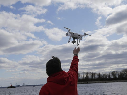 Drones Safety