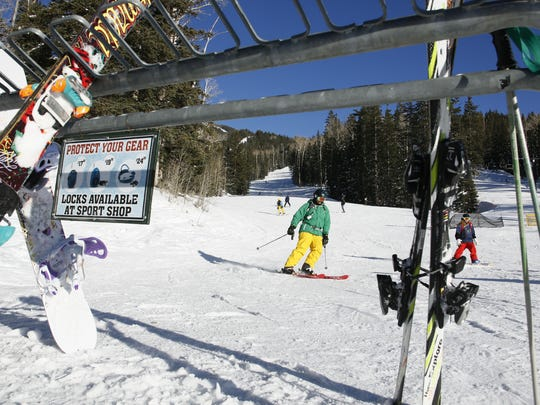 Snowbowl's snow-making raises the question of sacred