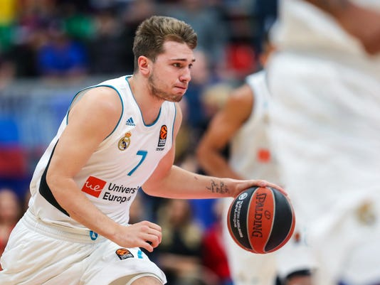 Basketball: Luka Doncic