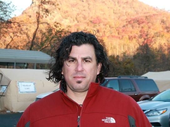 Stuart Bedke, division supervisor at the Party Rock