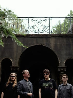 Post-punk band Protomartyr is playing Mad Planet Sunday.