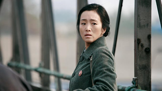 """Li Gong plays a woman whose amnesia prevents her from recognizing her husband in """"Coming Home."""""""