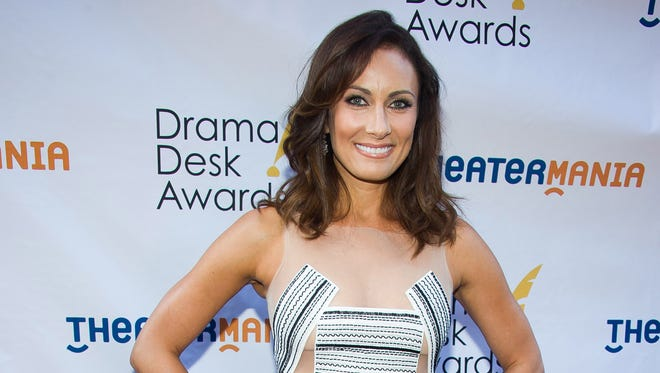 In this 2014 file photo, Laura Benanti attends the Drama Desk Awards in New York.