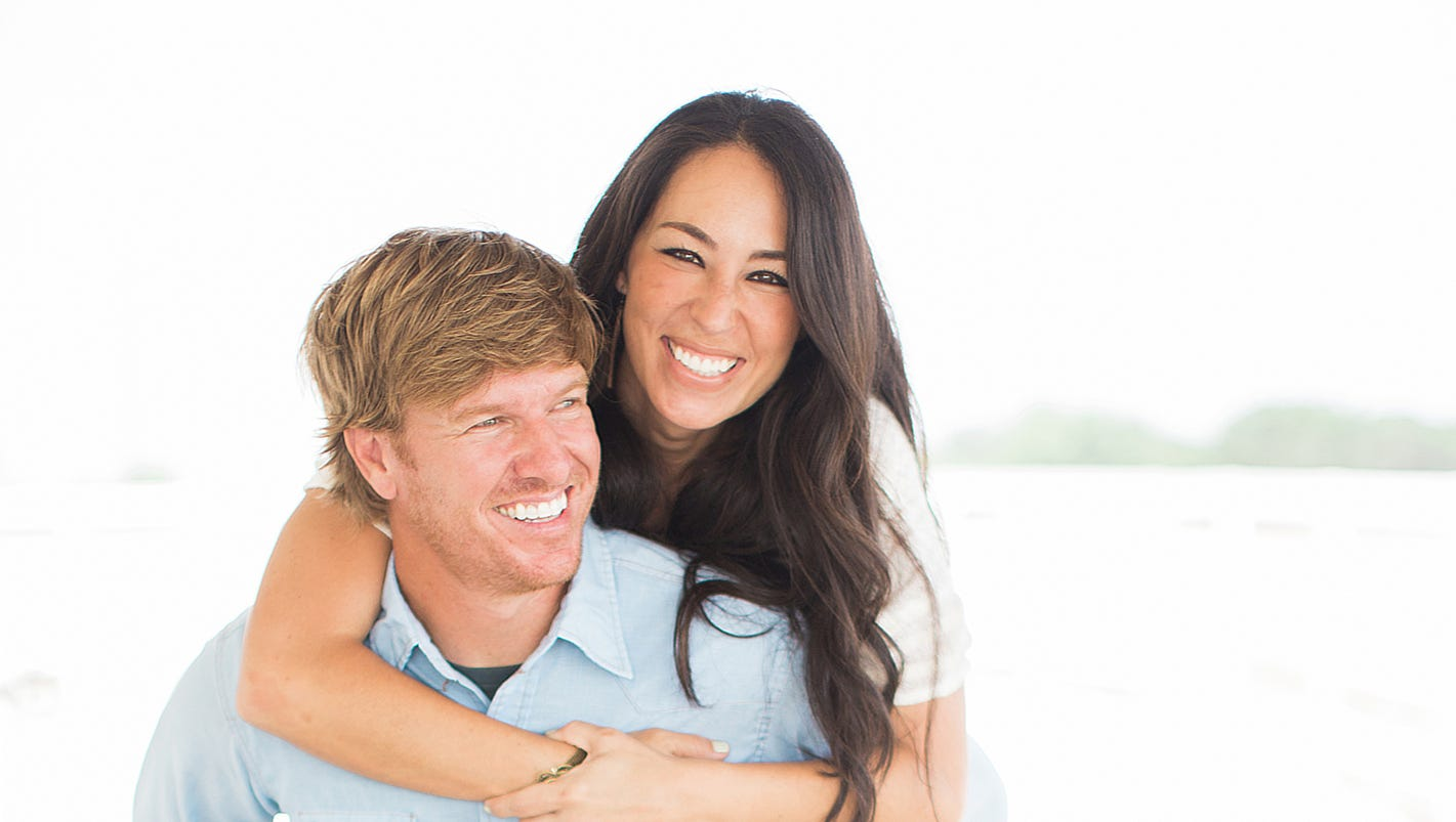 From 'Fixer Upper' to a USA TODAY best seller