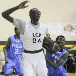 7-6 college basketball player Tacko Fall was expected to make a splash on the sport because of his unique size.