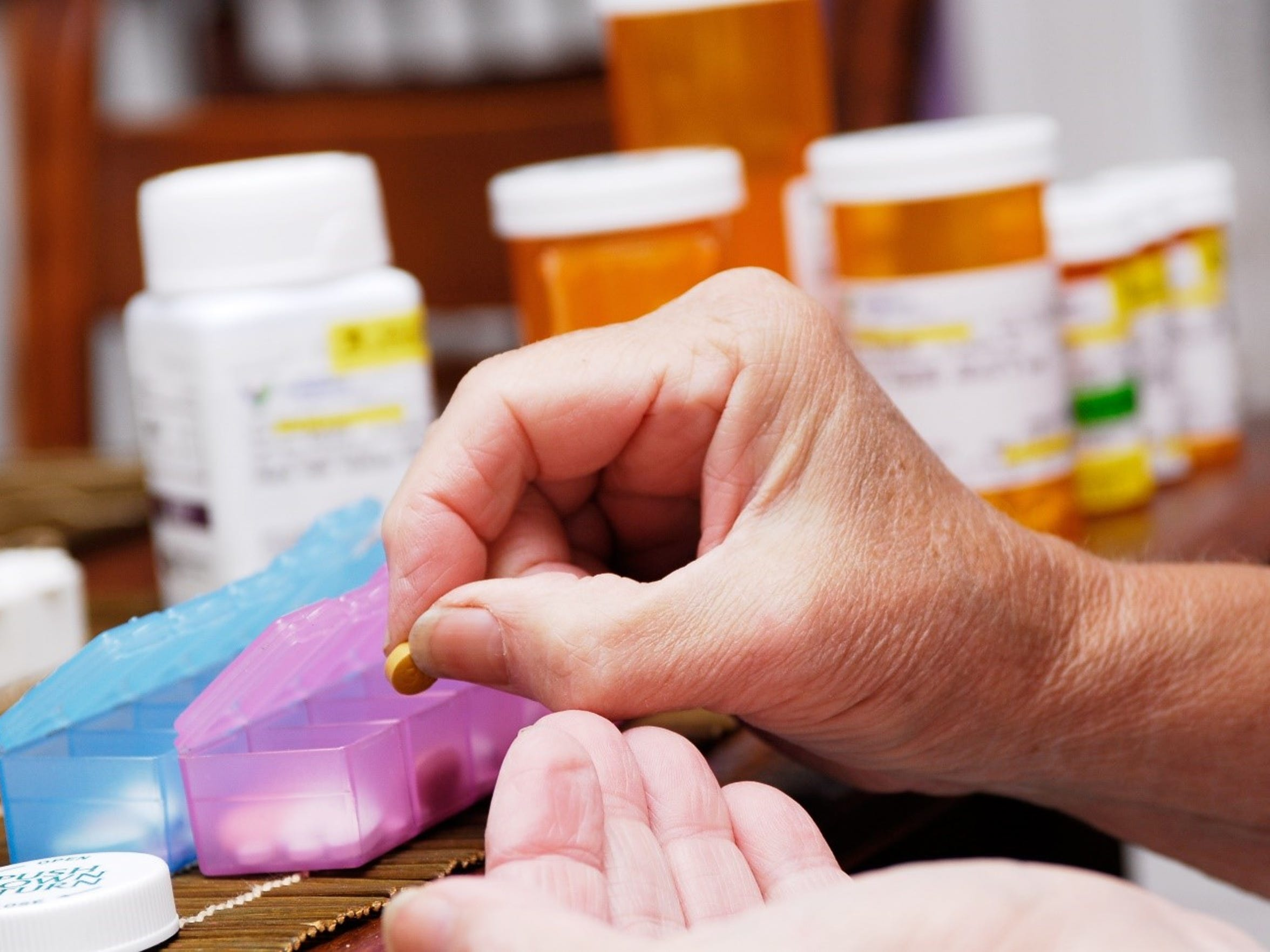 VPS can help patients from medication management to wound care.