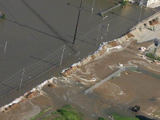 Iowa Flooding: Des Moines