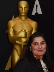 Sharmeen Obaid-Chinoy, who made the Oscar-winning documentary,