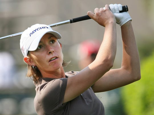 Danielle Downey was a three-time All-American at Auburn University.