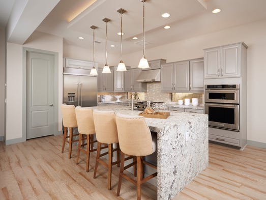 LUXURY HOMES IN PEORIA: In the West Valley, luxury