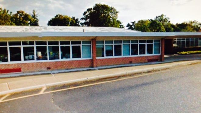 The Ridgeway Elementary School in White Plains.