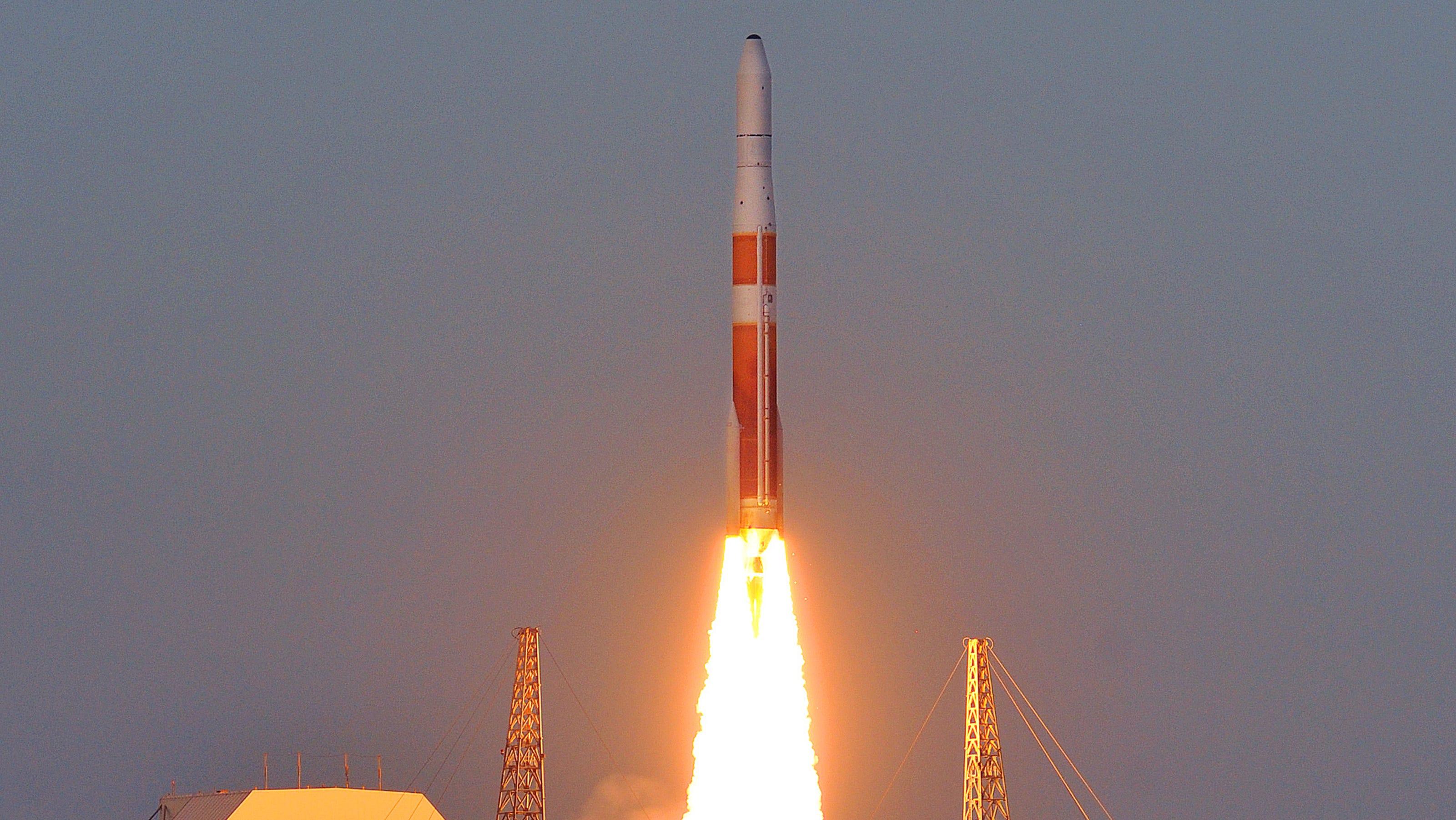 delta space rocket - photo #38