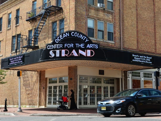 The Stand Theater located at 400 Clifton Ave. in Lakewood.