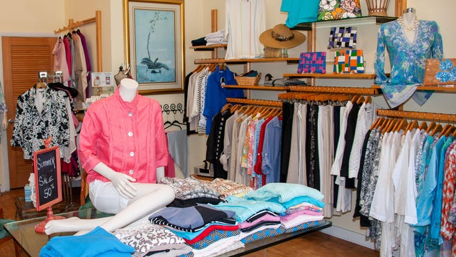 Marley's Palm Beach Collection in Via Amore offers all the Palm Beach staples for vacation. Regular clients know of the year-long backroom sale at the store, which is also offering up to 60% off during its Summer Sale.