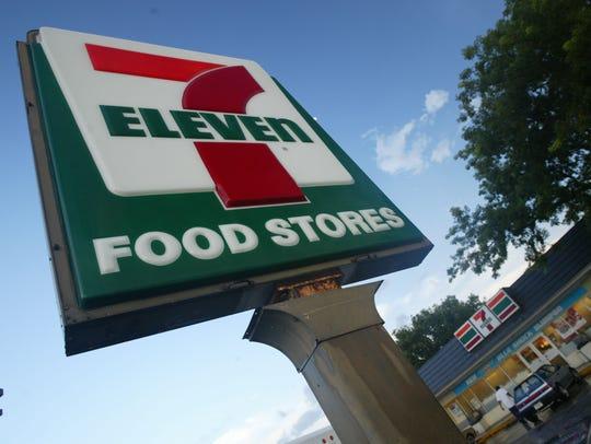 California: 7-Eleven.