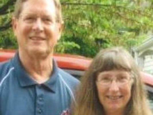 Anniversaries: Sandra Waters & Robert Cramer