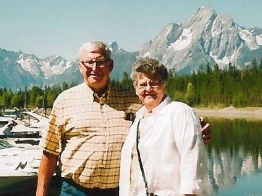 Anniversaries: Jack Redman & Jeanette Redman