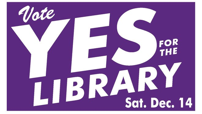 Library vote