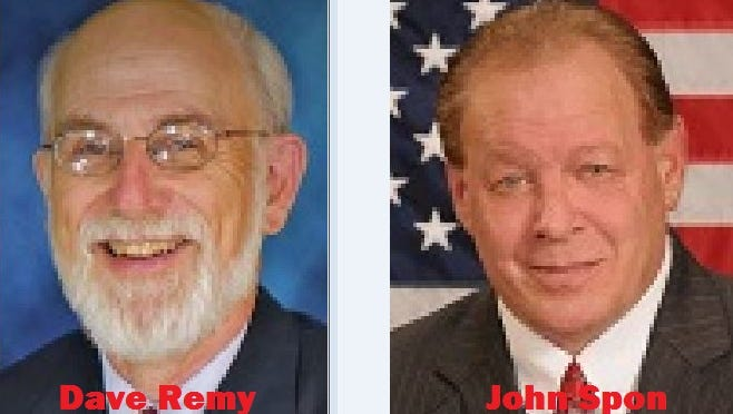 Candidates for Mansfield city law director