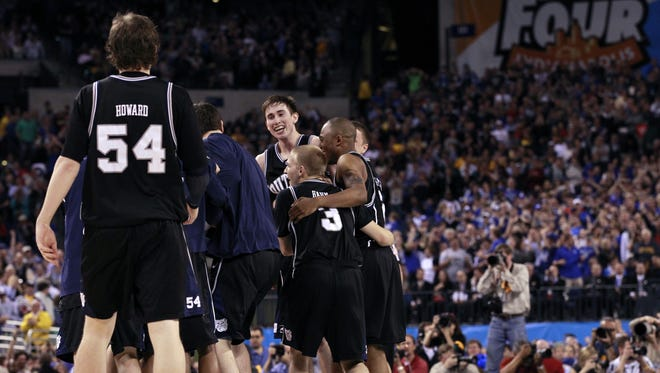 FILE – Butler's run to the 2010 national championship game is still one of the greatest underdog sports stories.